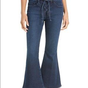 NWT FRAME DENIM Le Bell Hayworth Crop Jeans sz 31